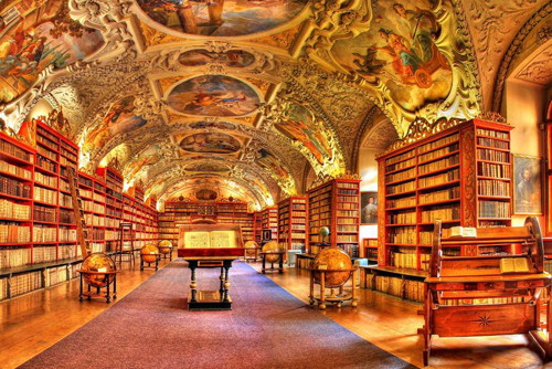 24-Strahov-Monastery-Library-Prague-Czech-Republic
